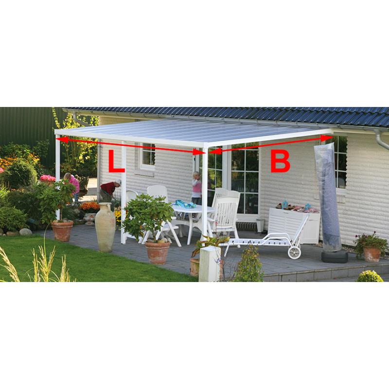aluminium terrassenuberdachung bausatz die neueste innovation der innenarchitektur und m bel. Black Bedroom Furniture Sets. Home Design Ideas