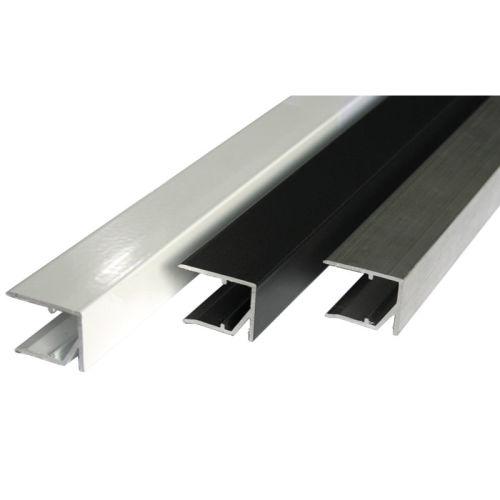 abschlussprofile aus aluminium f r stegplatten g nstig online kaufen. Black Bedroom Furniture Sets. Home Design Ideas