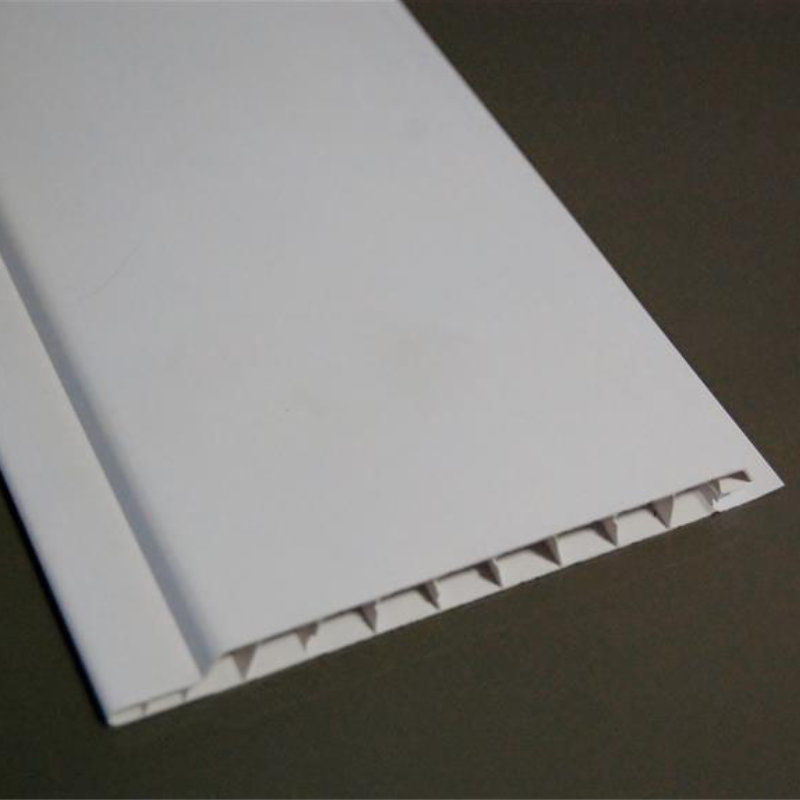 pvc verkleidungspaneel nut und feder 10 x 100 mm 3 00 m l nge. Black Bedroom Furniture Sets. Home Design Ideas