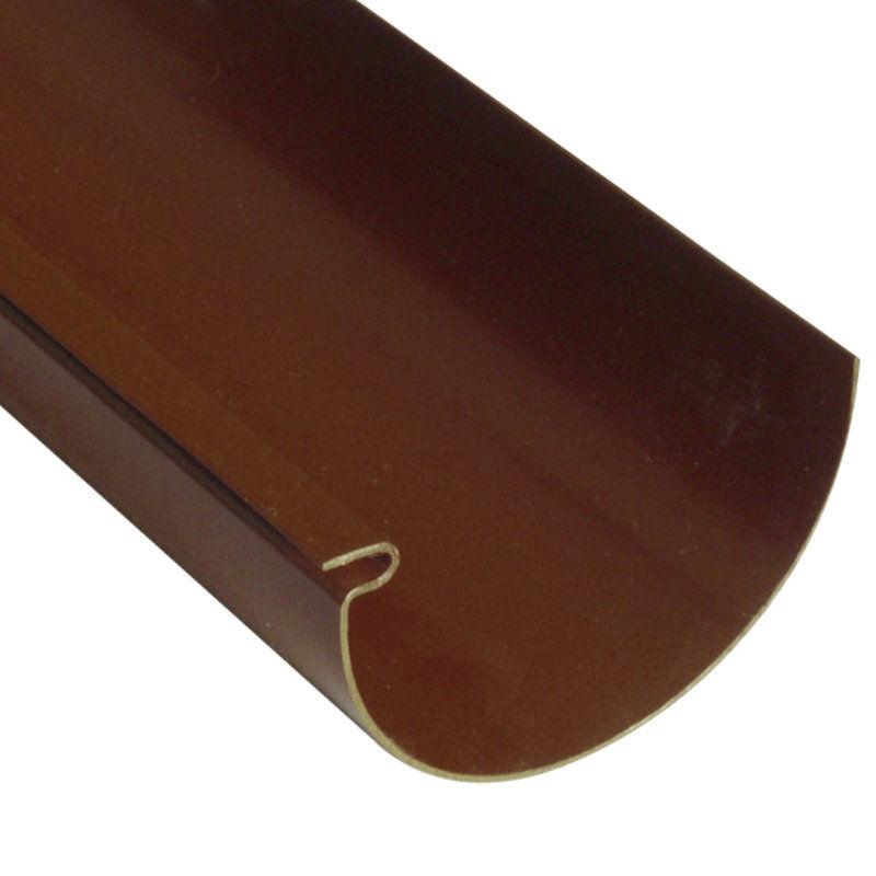 dachrinne 150 mm 4 0 m lang f r 150 mm kunststoff dachrinne. Black Bedroom Furniture Sets. Home Design Ideas