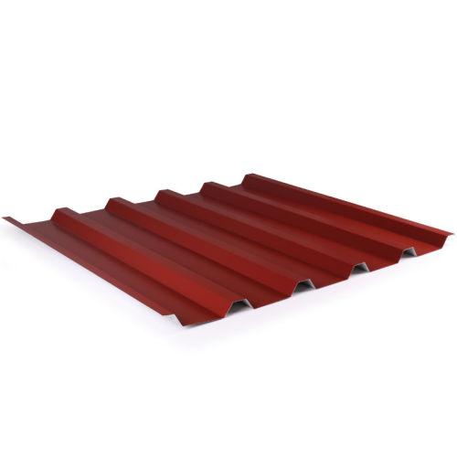 Wellblech Garage: Profilblech Aluminium Dachprofile