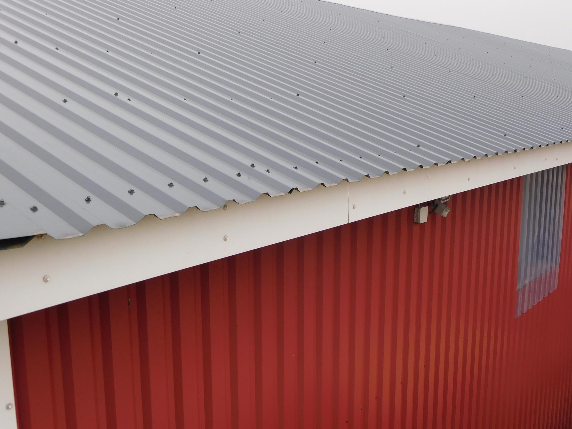 Ganz und zu Extrem Trapezblech für Dach und Wand günstig online bestellen &VG_21