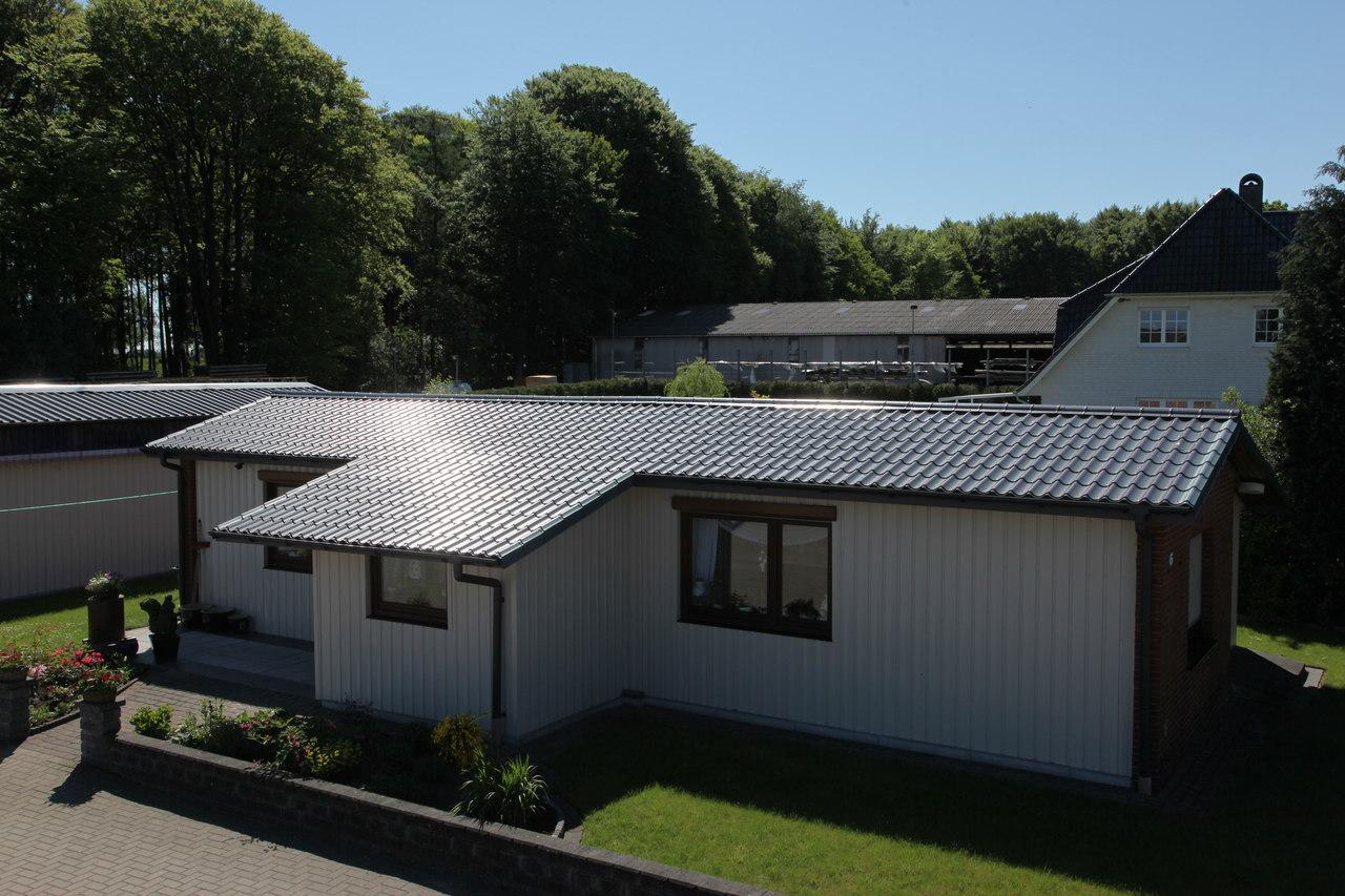 Carport Garage Haus Schuppen01 ...