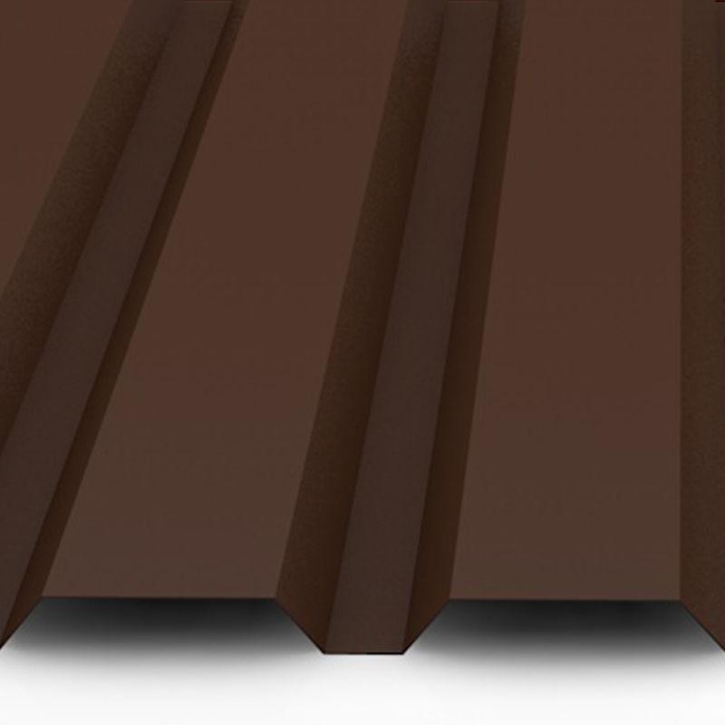trapezblech 35 207 wandprofil 25my polyester farbbeschichtung 0 50 mm blechst rke. Black Bedroom Furniture Sets. Home Design Ideas
