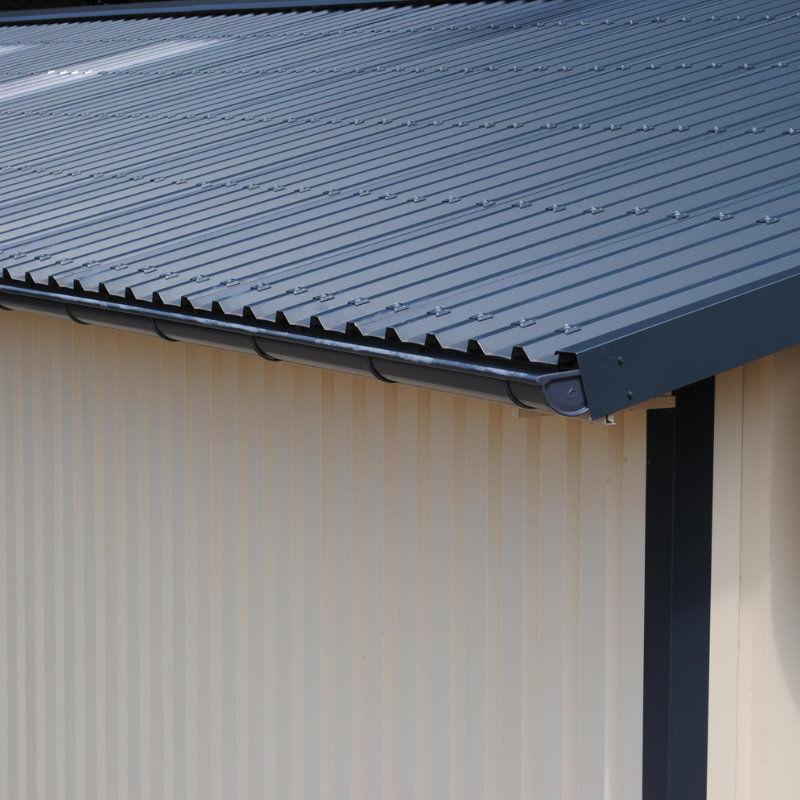 trapezblech 35 207 wandprofil 25my polyester farbbeschichtung 0 50 mm. Black Bedroom Furniture Sets. Home Design Ideas