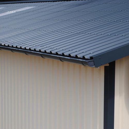 trapezblech 35 207 dachprofil 60my tthd farbbeschichtung 0 50 mm blechst rke. Black Bedroom Furniture Sets. Home Design Ideas