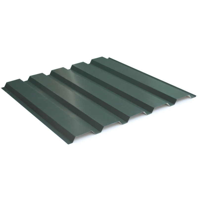 aluminium trapezblech 35 207 wandprofil 25my polyester farbbeschichtung 0 7 mm st rke. Black Bedroom Furniture Sets. Home Design Ideas
