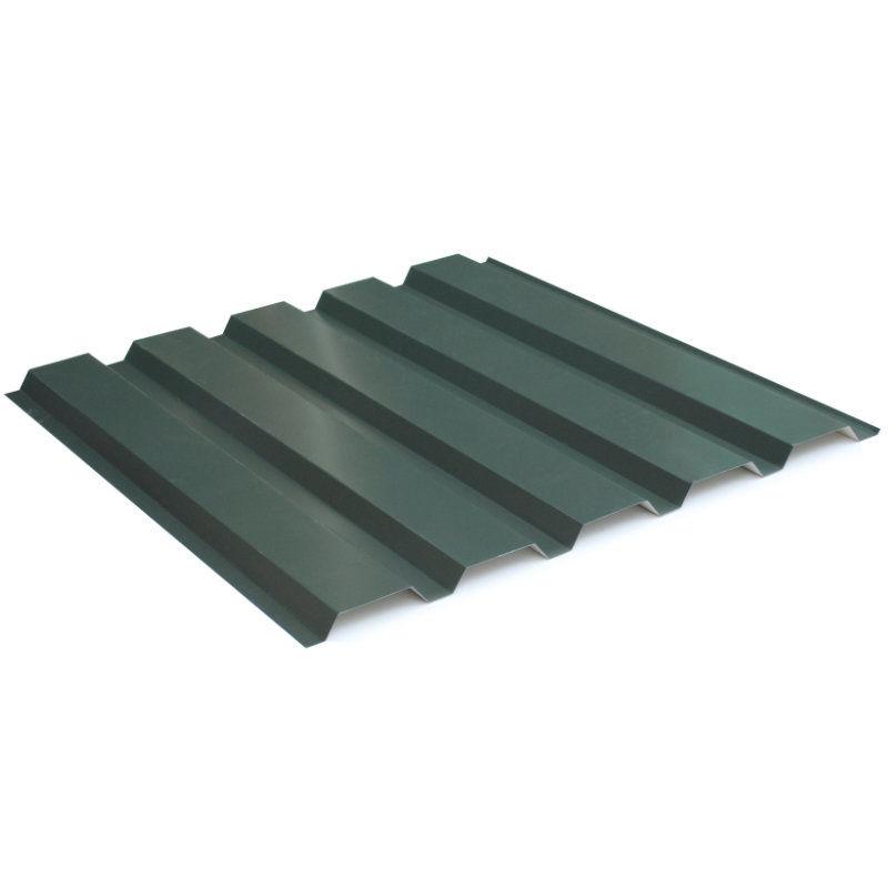 aluminium trapezblech 35 207 wandprofil 25my polyester farbbeschichtung. Black Bedroom Furniture Sets. Home Design Ideas