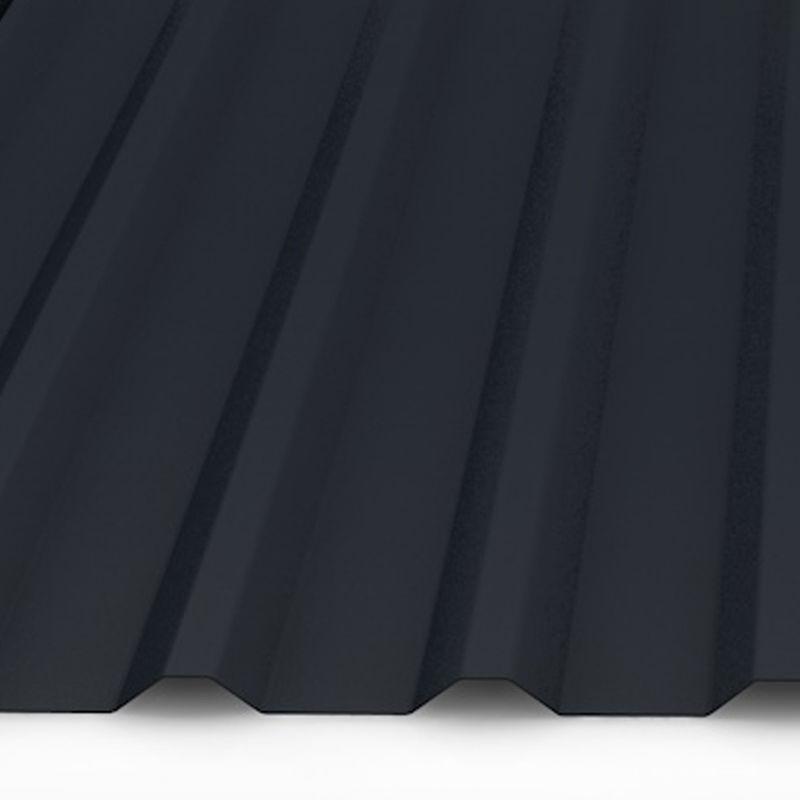 trapezblech 20 138 dachprofil 25my polyester farbbeschichtung 0 75 mm blechst rke. Black Bedroom Furniture Sets. Home Design Ideas